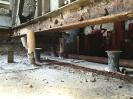 Glockenstuhlsanierung-Glockenstuhl aufgeständert